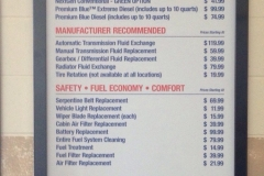 Valvoline Oil Change Price Full Synthetic >> Valvoline Oil Change Price And Additional Service Pricing | Autos Post