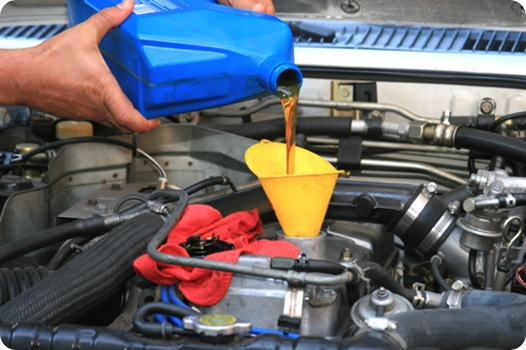 How To Perform A Car Oil Change Oil Change Coupons Pro